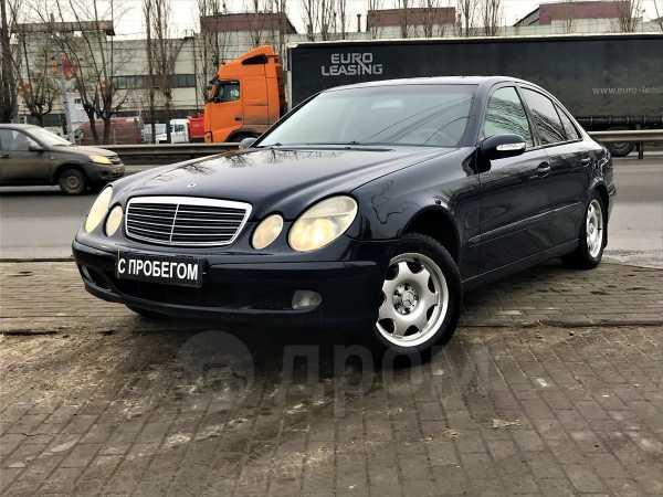 Mercedes-Benz E-Class, 2002 год, 349 000 руб.
