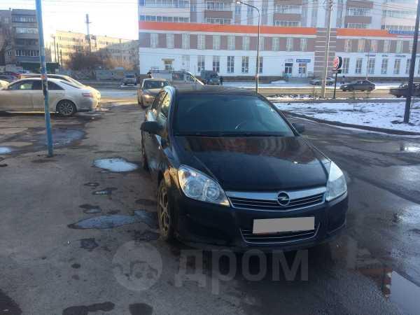 Opel Astra, 2008 год, 219 000 руб.