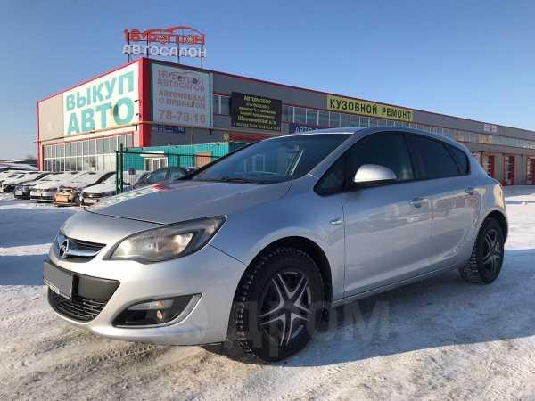 Opel Astra, 2012 год, 419 000 руб.
