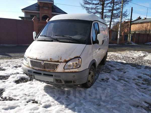 ГАЗ 2217, 2008 год, 125 000 руб.