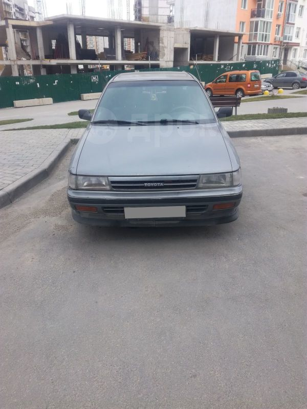 Toyota Carina II, 1991 год, 80 000 руб.