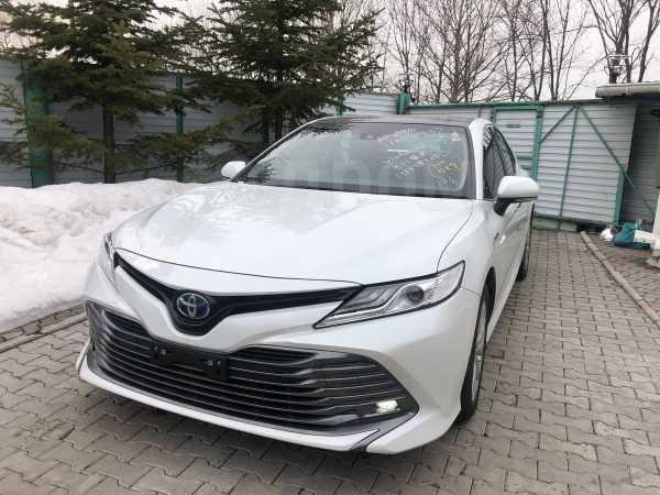 Toyota Camry, 2017 год, 1 635 000 руб.