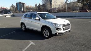 Чита Peugeot 4008 2014