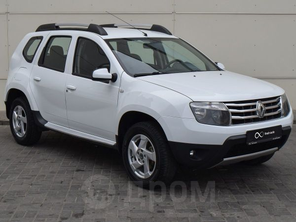 Renault Duster, 2013 год, 599 000 руб.