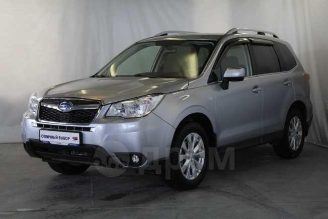 Subaru Forester, 2015 год, 1 208 000 руб.