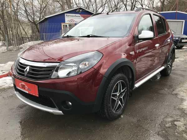 Renault Sandero Stepway, 2011 год, 368 000 руб.