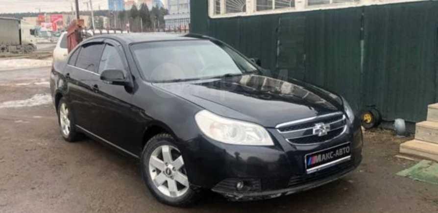 Chevrolet Epica, 2008 год, 297 000 руб.
