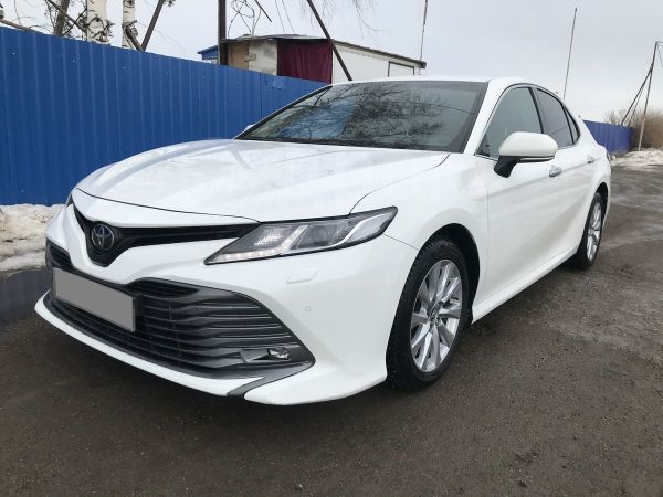 Toyota Camry, 2018 год, 1 630 000 руб.