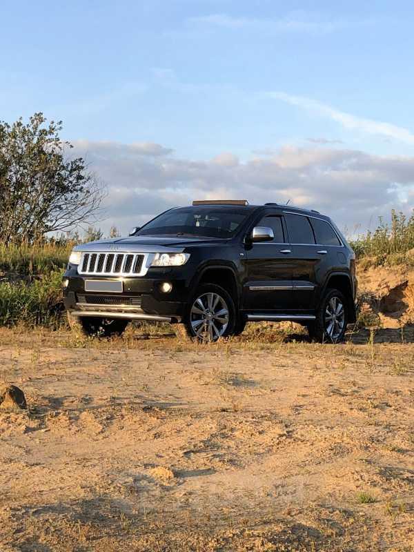 Jeep Grand Cherokee, 2012 год, 1 250 000 руб.