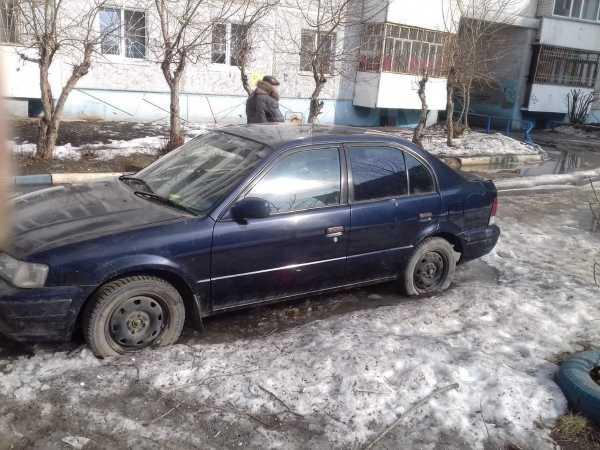 Toyota Corsa, 1999 год, 65 000 руб.