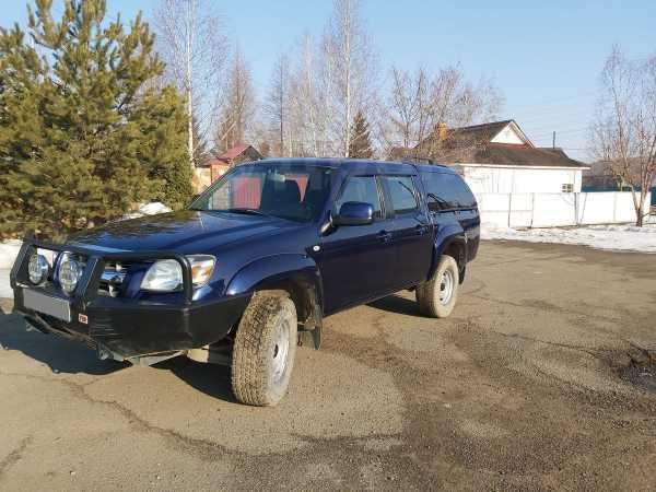 Mazda BT-50, 2007 год, 690 000 руб.