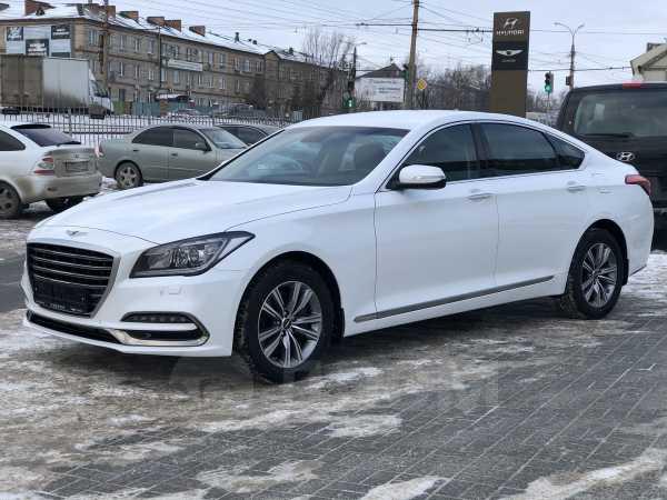 Genesis G80, 2019 год, 2 940 000 руб.