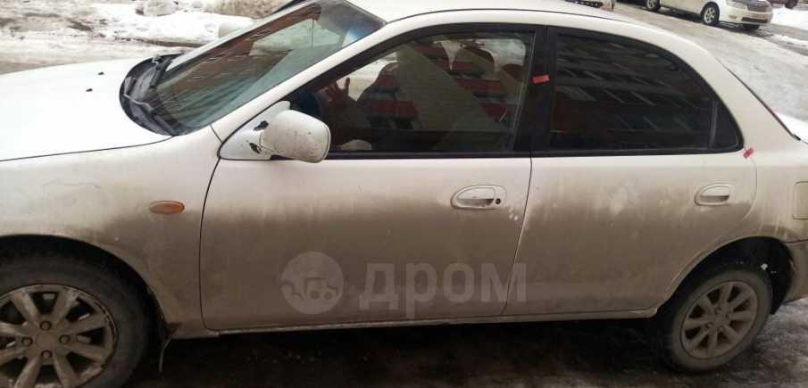 Mazda Familia, 1996 год, 90 000 руб.