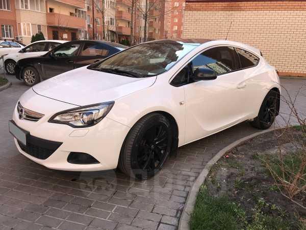 Opel Astra GTC, 2014 год, 615 000 руб.
