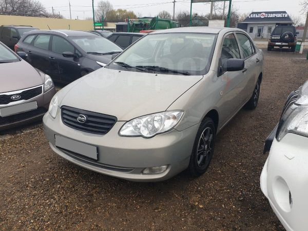 BYD F3, 2011 год, 225 000 руб.