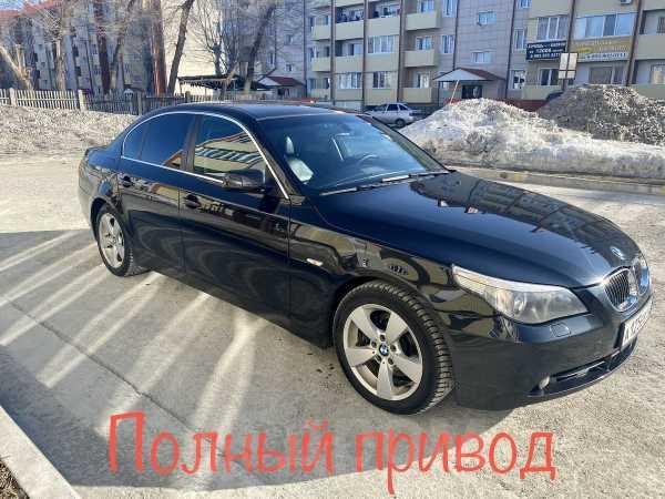 BMW 5-Series, 2006 год, 570 000 руб.