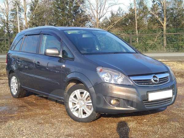 Opel Zafira, 2013 год, 585 000 руб.