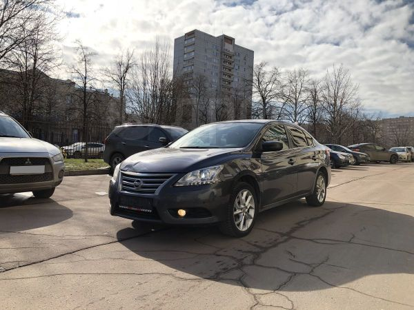 Nissan Sentra, 2014 год, 610 000 руб.