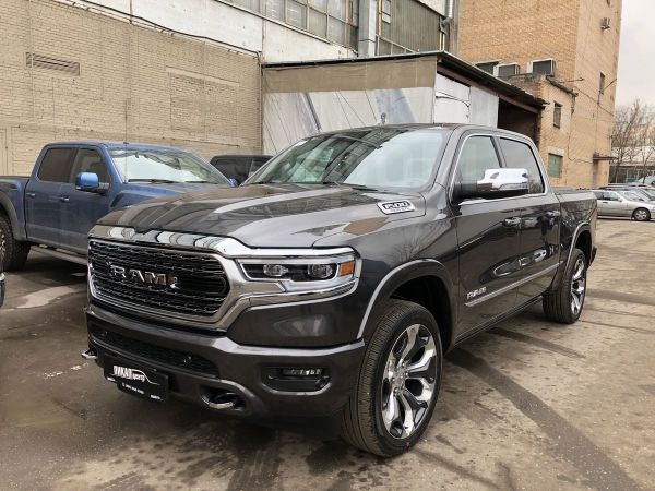 Dodge Ram, 2019 год, 7 900 000 руб.
