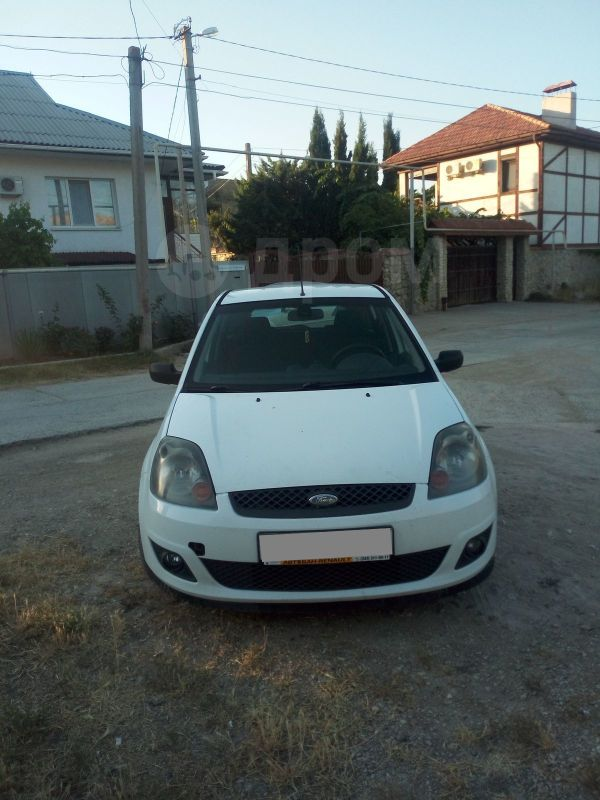 Ford Fiesta, 2008 год, 170 000 руб.