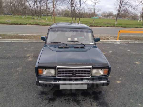 Лада 2107, 1999 год, 42 000 руб.