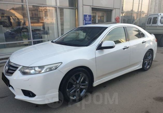 Honda Accord, 2012 год, 775 000 руб.