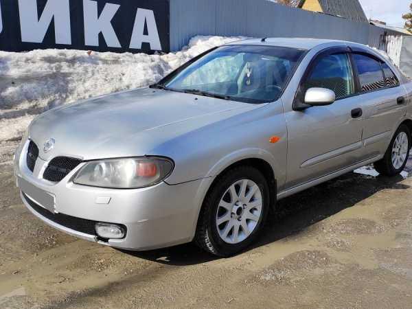 Nissan Almera, 2003 год, 195 000 руб.