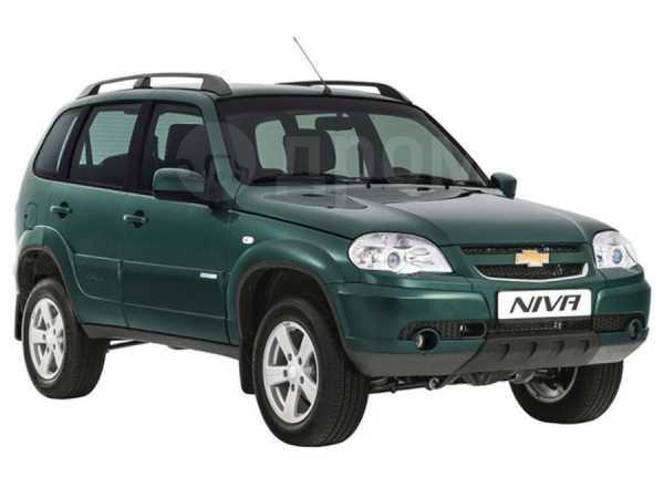 Chevrolet Niva, 2020 год, 844 000 руб.