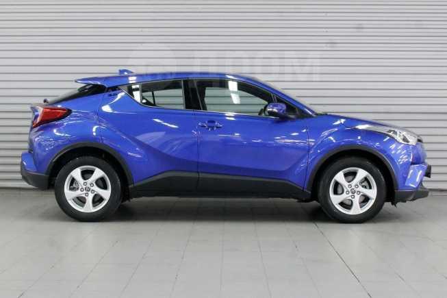 Toyota C-HR, 2018 год, 1 670 000 руб.