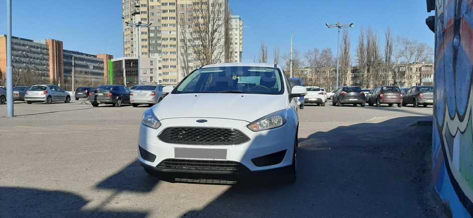 Ford Focus, 2017 год, 510 000 руб.