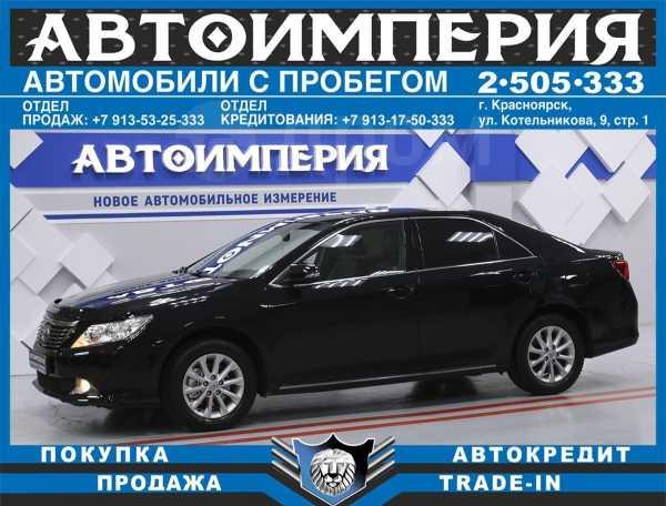Toyota Camry, 2013 год, 908 000 руб.