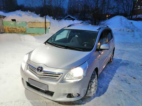 Toyota Verso, 2011 год, 1 100 000 руб.
