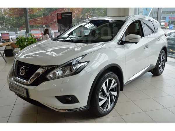 Nissan Murano, 2020 год, 2 886 000 руб.