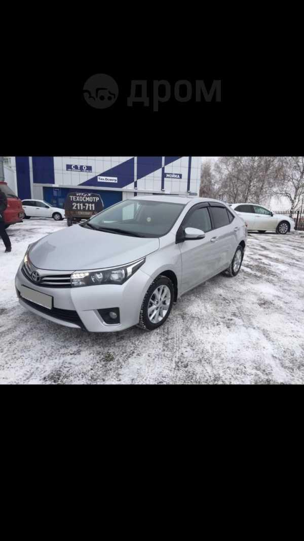 Toyota Corolla, 2014 год, 740 000 руб.
