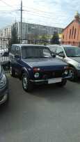 Лада 4x4 Бронто, 1999 год, 112 000 руб.
