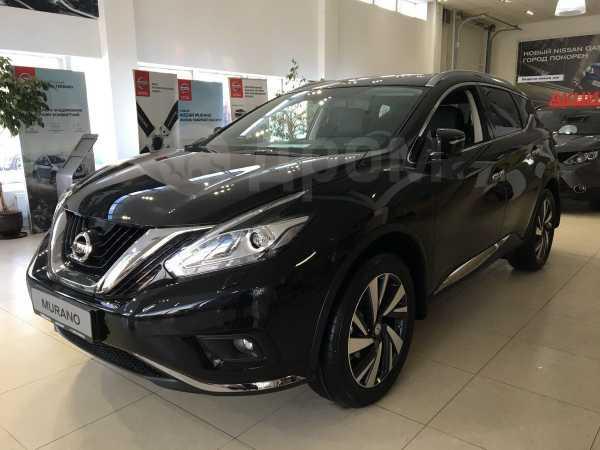 Nissan Murano, 2020 год, 2 825 000 руб.
