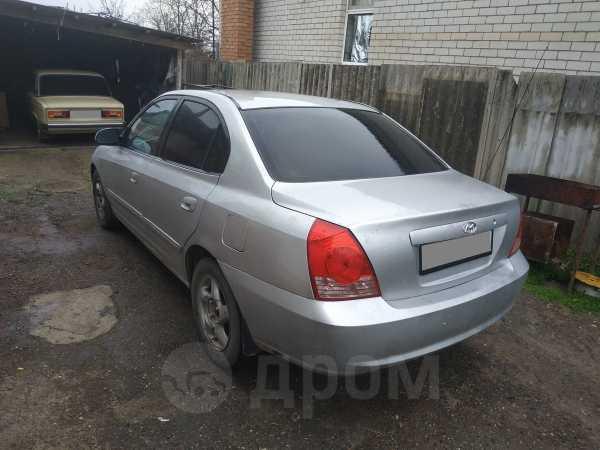 Hyundai Elantra, 2003 год, 170 000 руб.