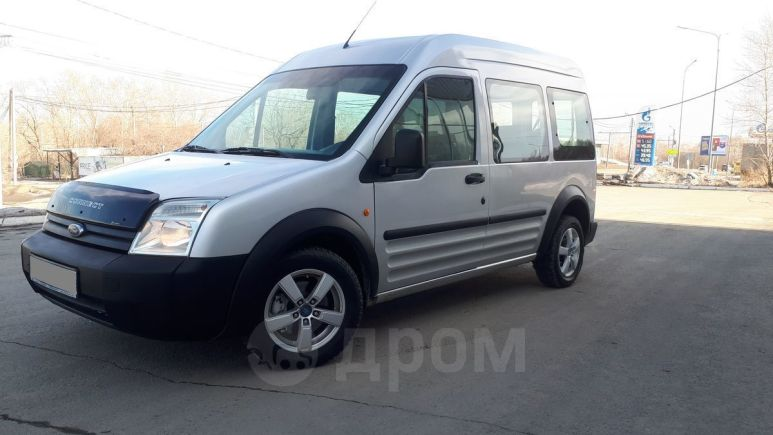 Ford Tourneo Connect, 2008 год, 348 000 руб.