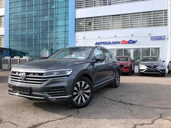 Volkswagen Touareg, 2020 год, 3 803 900 руб.