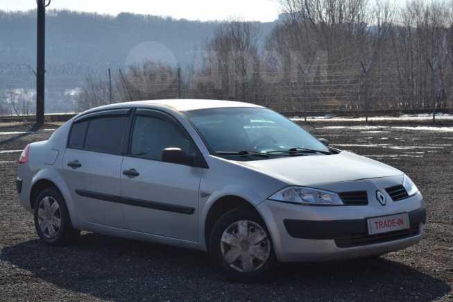 Renault Megane, 2004 год, 179 900 руб.