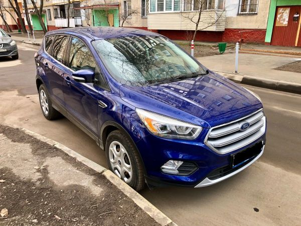 Ford Kuga, 2017 год, 1 175 000 руб.