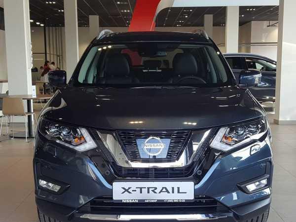 Nissan X-Trail, 2020 год, 1 857 000 руб.