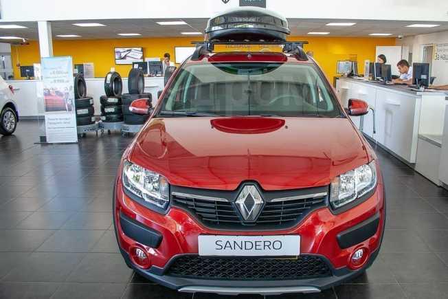 Renault Sandero Stepway, 2020 год, 923 000 руб.