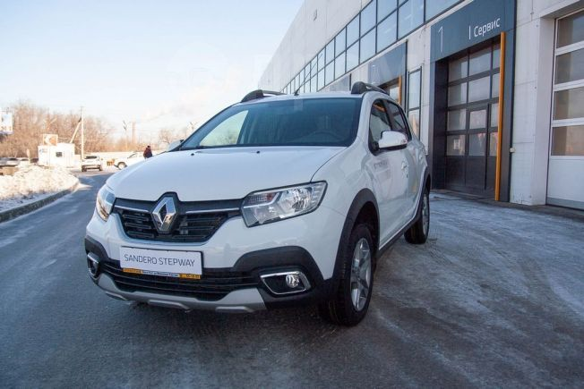 Renault Sandero Stepway, 2020 год, 913 000 руб.
