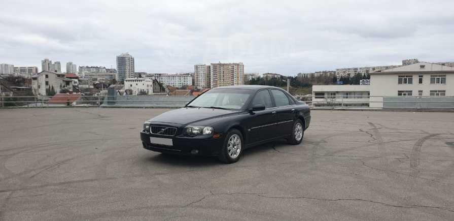 Volvo S80, 2005 год, 450 000 руб.