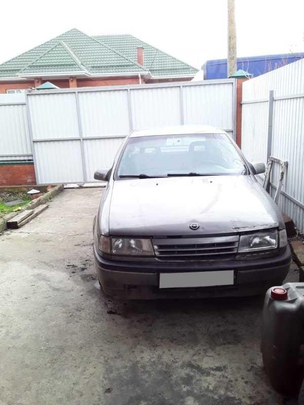 Opel Vectra, 1989 год, 28 000 руб.