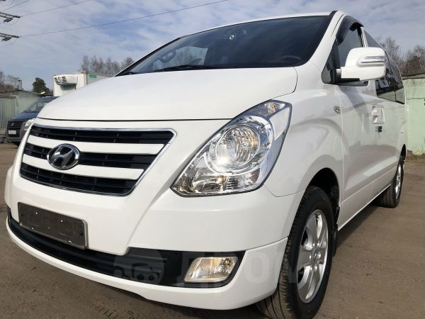 Hyundai Grand Starex, 2017 год, 1 985 000 руб.