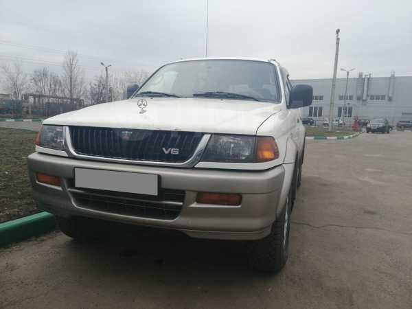 Mitsubishi Montero Sport, 1998 год, 350 000 руб.