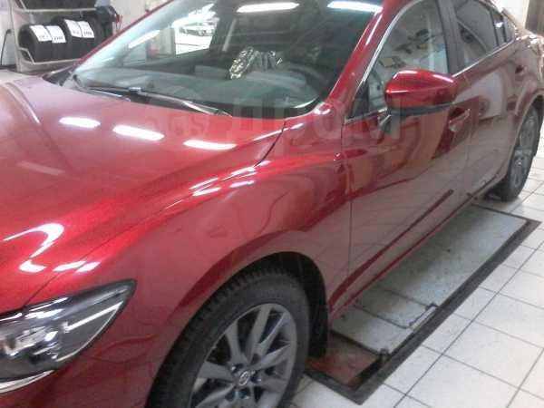 Mazda Mazda6, 2019 год, 1 660 000 руб.