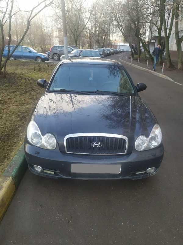 Hyundai Sonata, 2008 год, 190 000 руб.